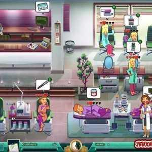 لعبة المستشفى السعيدة Heart's Medicine
