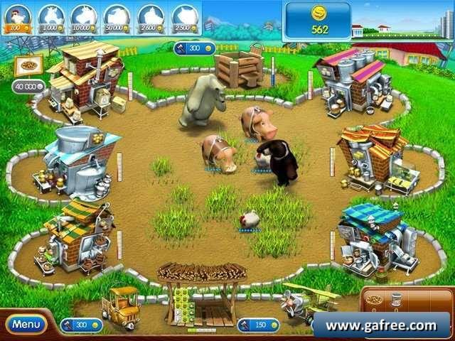 تحميل لعبة المزرعة السعيدة مجانا للكمبيوتر