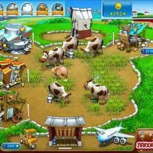 لعبة المزرعة السعيدة للتحميل مجانا