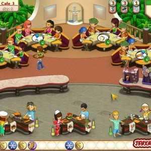 لعبة مقهى العائلة Amelie's Cafe