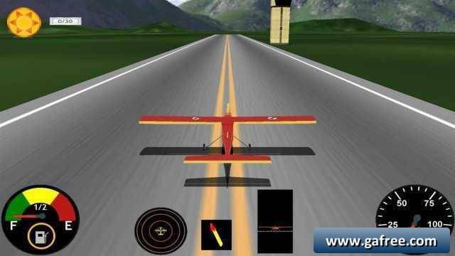 لعبة قيادة الطائرة Trick My Plane