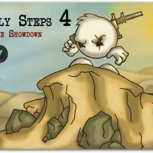 لعبة اطلاق النار على الاعداء Deadly Steps