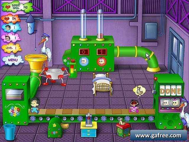 لعبة حضانة اطفال Baby Blimp