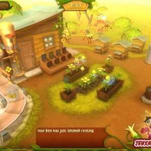 لعبة الحديقة الجميلة BeeGarden