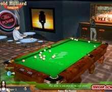 لعبة بلياردو الاحترافية Gold Billiard Collection