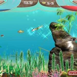 لعبة الغوص في البحر Pearl Bay