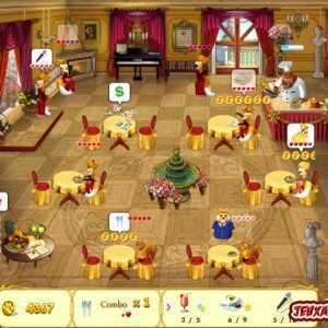 لعبة مطعم الحيوانات The Four