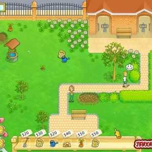 لعبة الحديقة السرية Blooming Daisies