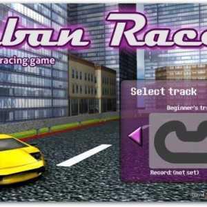 لعبة السباق السريع Urban Race