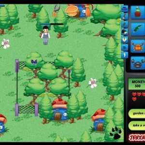 لعبة البستان Caroline's Garden