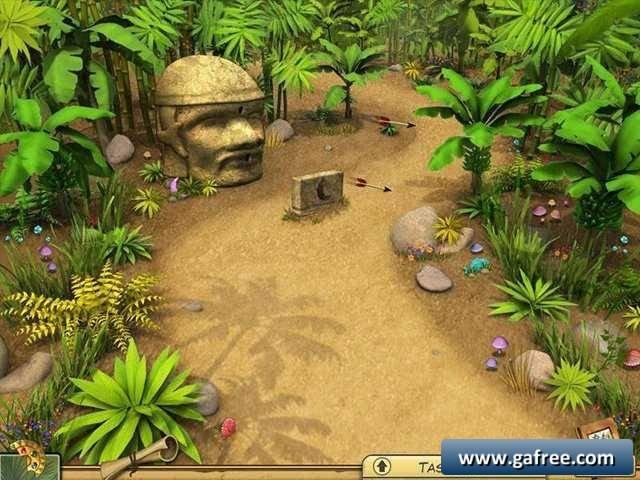 لعبة البحث عن الكنز Ancient Secrets