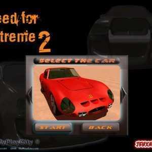 لعبة قتال السيارات Need Extreme