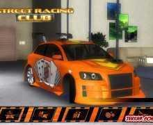 لعبة سباق السيارات Street Racing Club