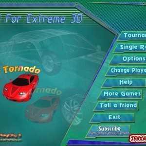 لعبة السباق الكبير Need For Extreme 3D