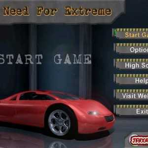 لعبة سباق الابطال Need For Extreme