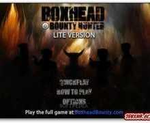 لعبة قتال Boxhead Bounty
