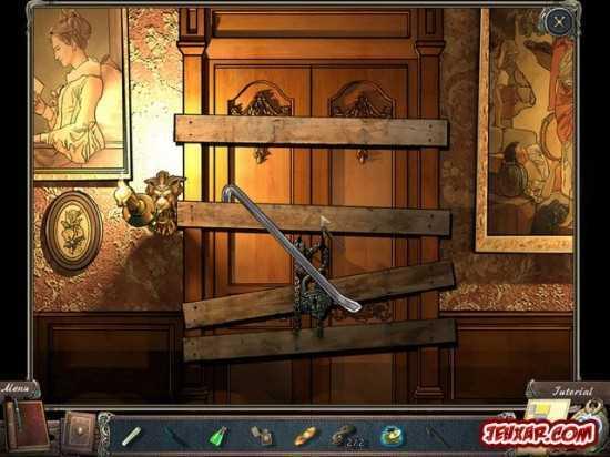 لعبة القصر المخيف Mystery of Mortlake Mansion
