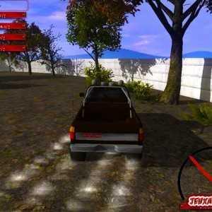 لعبة سباق السيارات Extreme Drive