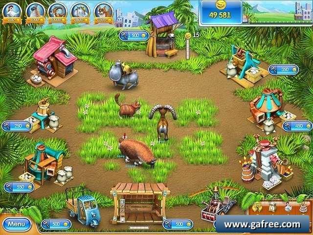 المزرعة السعيدة Farm Frenzy