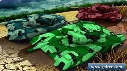لعبة الدبابات الصغيرة Small Tanks
