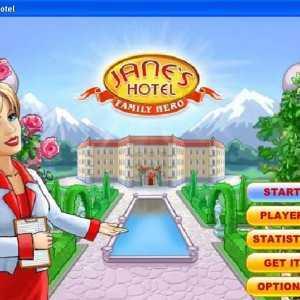 تحميل لعبة ادارة الفندق Janes Hotel