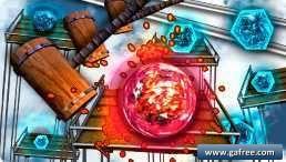 لعبة المرتفعات Acrophobia ball 2