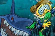 لعبة البحث عن الكنز Subsea Relic