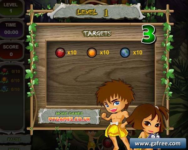 تحميل لعبة زوما Jungle Shooter
