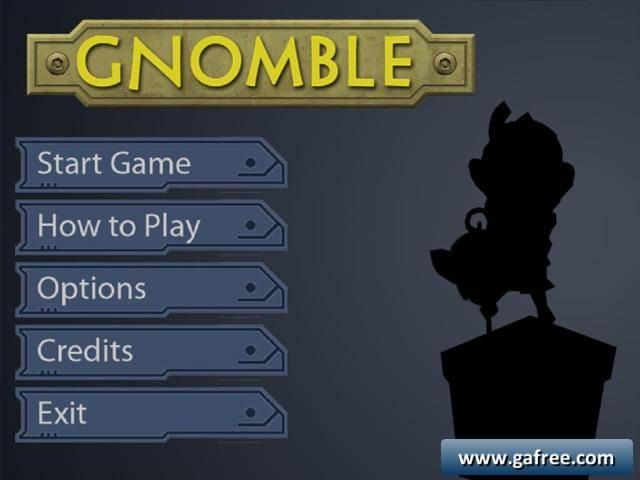 لعبة الجندي المجهول Gnomble