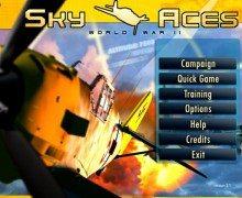 تحميل لعبة الحرب العالمية الثانية Sky Aces World War