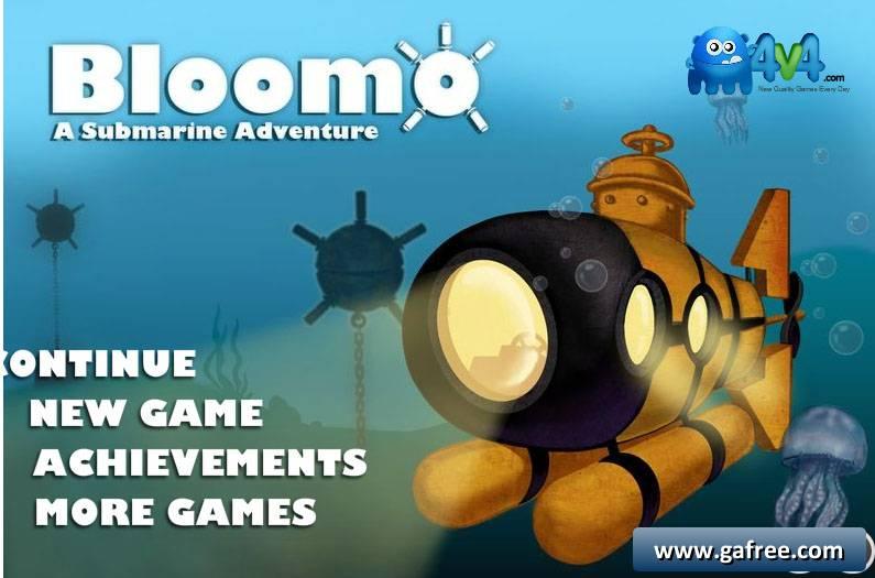 تحميل لعبة الغواصة Bloomo