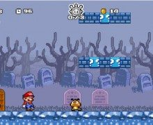 لعبة سوبر ماريو 2013 Super Mario