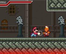 تحميل لعبة ماريو المقاتل Mario Combat