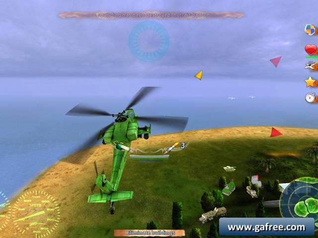 لعبة طائرات الهليكوبتر الحربية Helic
