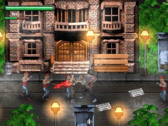 لعبة كاراتيه الشوارع 2 Street Karate