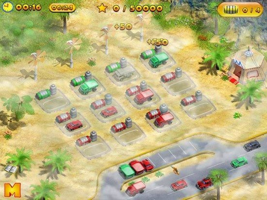 تحميل لعبة بناء المدينة Fill Up 2