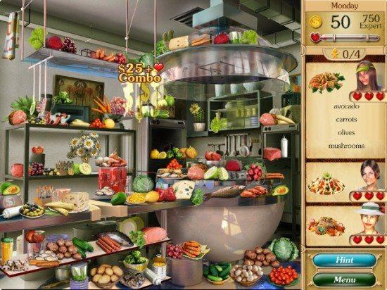 لعبة تلبية طلبات الزبائن 2 Gourmania