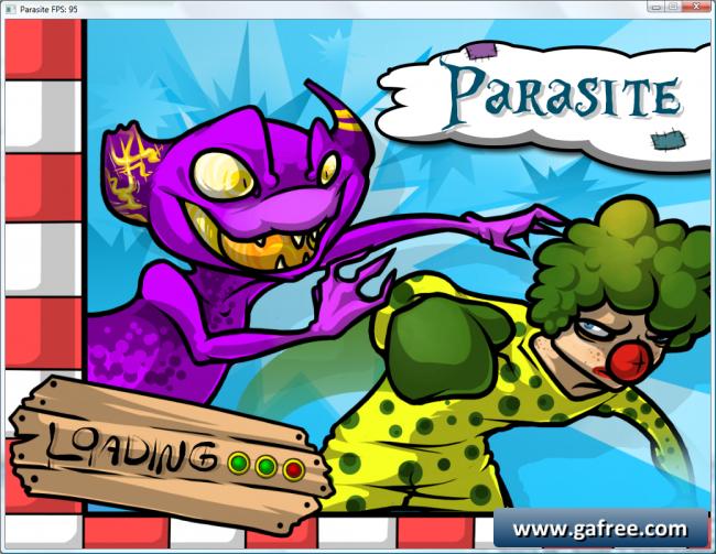 لعبة حرب الشياطين Parasite