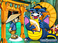 لعبة الدومينو الصينى Mah Jong Quest