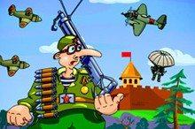 لعبة حرب الجنود Petro The Soldier