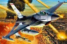 لعبة الطائرات القتالية Skies of War