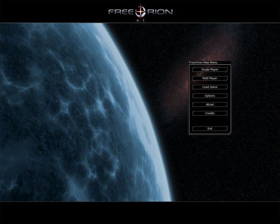 تحميل لعبة المجرات FreeOrion