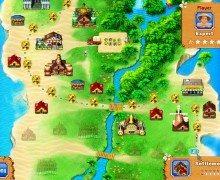 لعبة المزرعة الاستراتيجية Tropical Farm