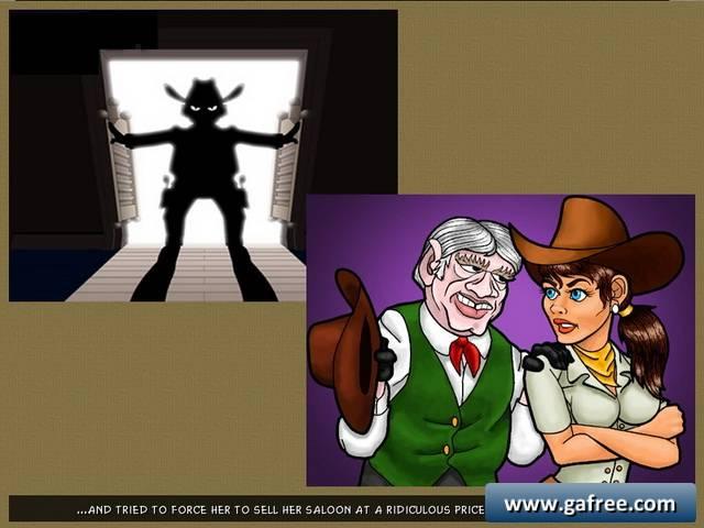 لعبة الغرب الامريكي Wild West Wendy