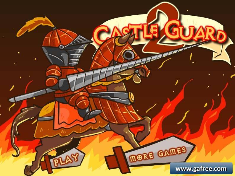 لعبة استراتيجية Castle Guard