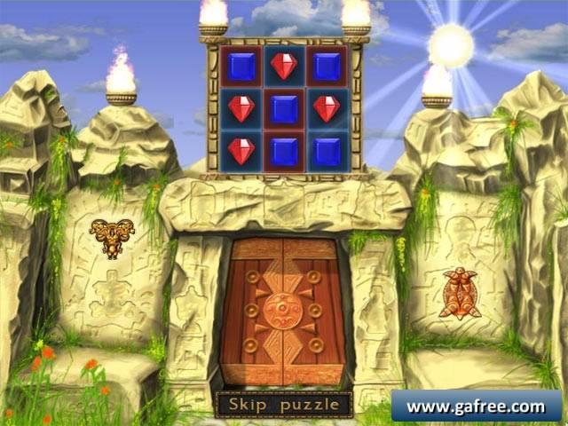 لعبة حضارة الانكا Treasure Puzzle