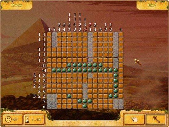 لعبة عجائب الدنيا السبع World Riddles