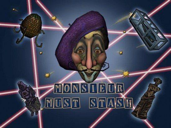 لعبة السارق المحترف Monsieur Must