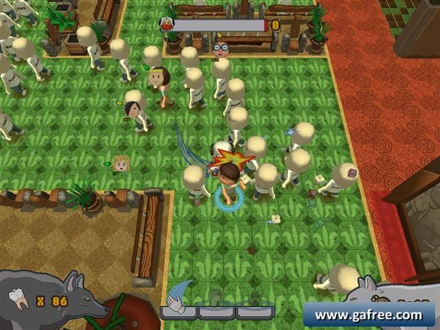 لعبة القتال والفوضى Sheeple