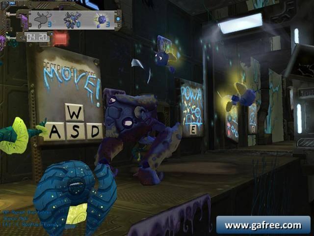 لعبة السفينة الفضائية Schlep Labyrinth